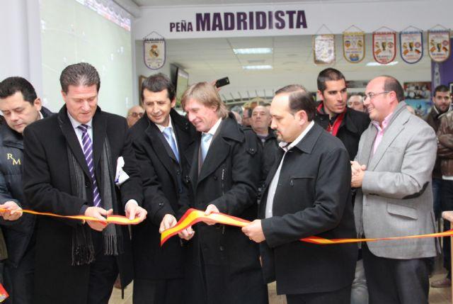 La Peña Madridista de Puerto Lumbreras inauguró su nueva sede - 2, Foto 2