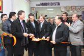 La Peña Madridista de Puerto Lumbreras inauguró su nueva sede