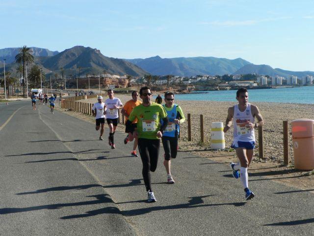 Los atletas vencen al frío en una exitosa I Media Maraton, Foto 1