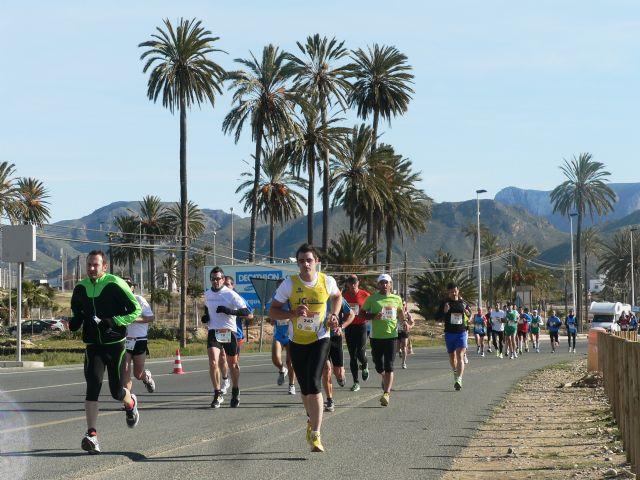 Los atletas vencen al frío en una exitosa I Media Maraton, Foto 2