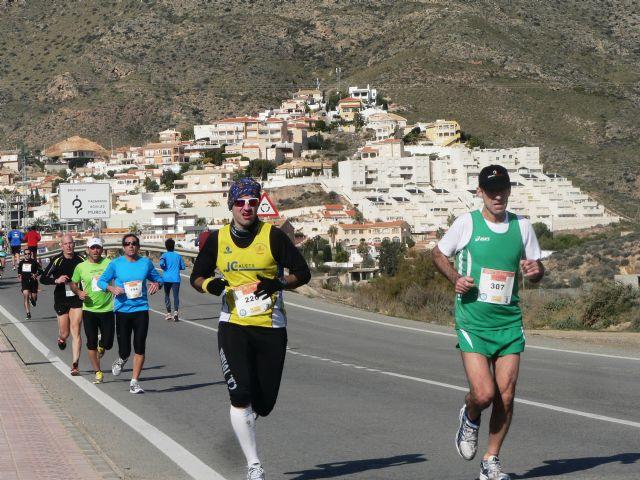 Los atletas vencen al frío en una exitosa I Media Maraton, Foto 3