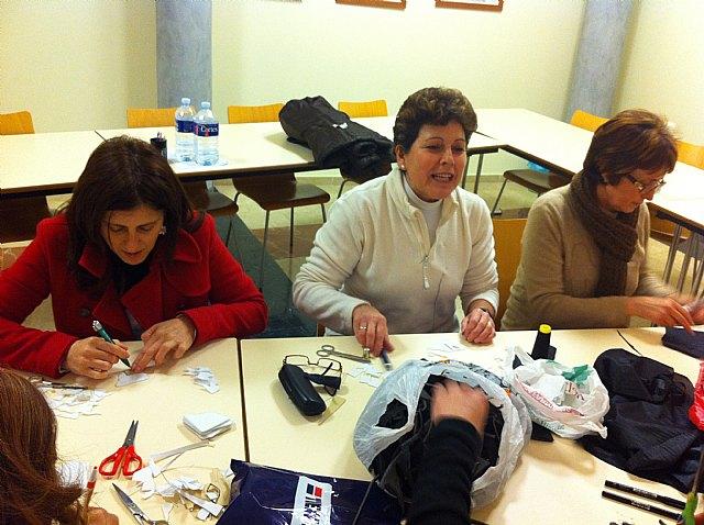 Las Vocal�as del Ilustre Cabildo Superior de Procesiones contin�an trabajando, Foto 3