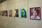 Inaugurada la exposición de Javier Lorente en Torre-Pacheco