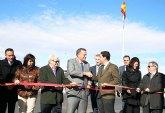 La Comunidad invierte más de 900.000 euros en la construcción de la glorieta que da acceso al polígono unionense de Lo Bolarín