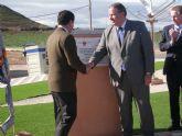 Inaugurada la nueva redonda de acceso a La Unión