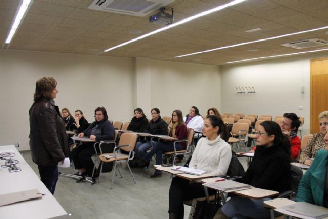 El Vivero de Empresas sigue con sus acciones formativas para mujeres, Foto 1