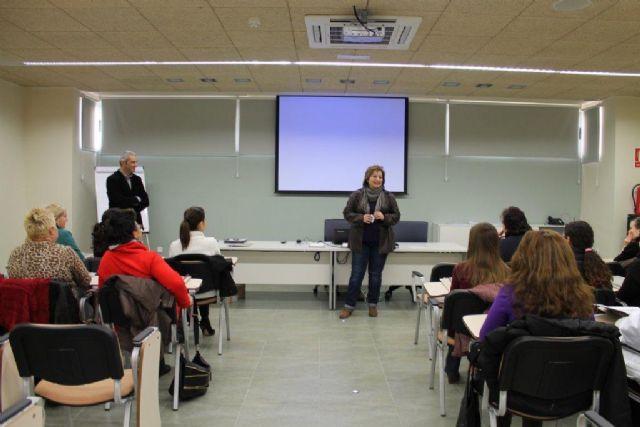 El Vivero de Empresas sigue con sus acciones formativas para mujeres, Foto 2