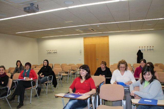 El Vivero de Empresas sigue con sus acciones formativas para mujeres, Foto 3