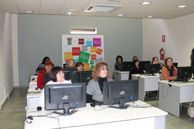 El Vivero de Empresas sigue con sus acciones formativas para mujeres, Foto 5