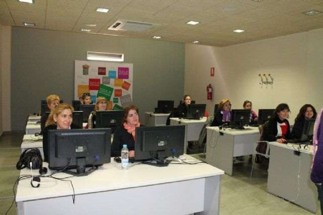 El Vivero de Empresas sigue con sus acciones formativas para mujeres, Foto 7