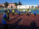 El colegio Siglo XXI se suma a los representantes muncipales de deporte escolar en alevines
