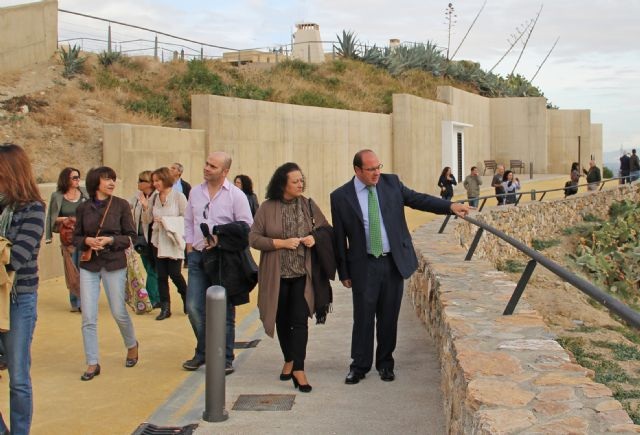 Puerto Lumbreras mejora su calidad turística a través del proyecto SICTED - 1, Foto 1