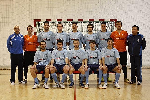 National Senior third division - CFS Capuchin CADE-9-4 CD El Palmar
