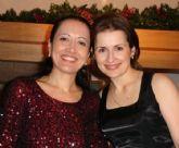 Ludmila Minnibaeva y Silvia Murolo ofrecen un concierto de violín y piano el jueves 16 de febrero en el Teatro Villa de Molina dentro del Ciclo Músicas Clásicas