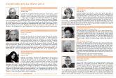 Juan José Millás, Lucía Etxebarría, Pilar Urbano y Fernando Savater serán algunos de los protagonistas del Ciclo de Encuentros Literarios Escritores en su tinta 2012 de Molina de Segura