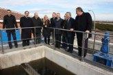 La Unión perfecciona su sistema de depuración de aguas residuales con el tratamiento terciario