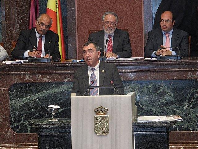 La Consejería de Presidencia velará y promoverá la restauración ambiental de la Sierra de Abanilla - 1, Foto 1