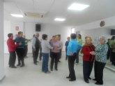 Taller de bailes de salón para personas mayores en Torre-Pacheco