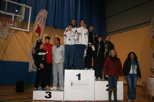 Dos oros y una plata para el club taekwondo Mazarrón, Foto 1