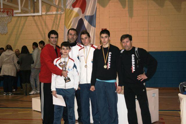 Dos oros y una plata para el club taekwondo Mazarrón, Foto 2