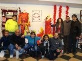 Los usuarios del Servicio de Apoyo Psicosocial visitan la muestra 'II Expocarnaval'