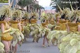 Un total de nueve centros educativos y 16 peñas participarán este año en los desfiles de carnaval de Totana que se celebran este fin de semana