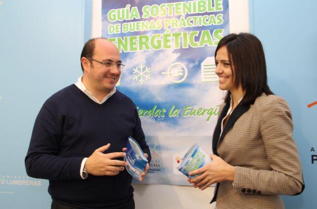 Nueva 'Guía Sostenible de Buenas Prácticas Energéticas' para promover el ahorro energético en edificios municipales de Puerto Lumbreras - 1, Foto 1