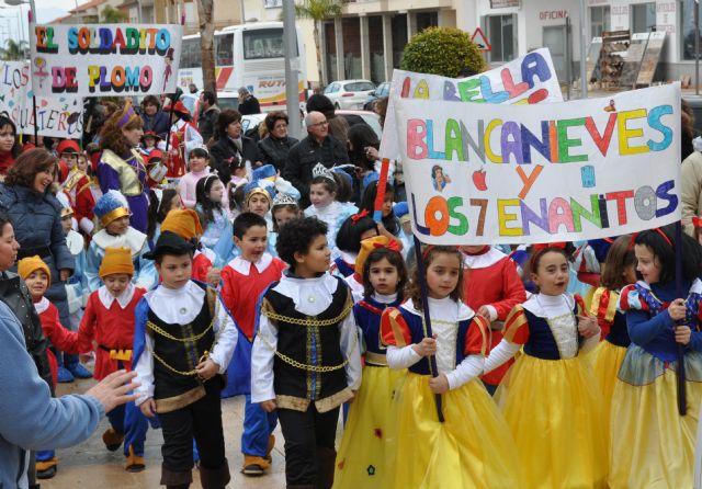 Los colegios de Puerto Lumbreras celebran el Carnaval - 2, Foto 2