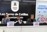 La campaña escolar 'Crece en Seguridad' vuelve un año más a Las Torres de Cotillas