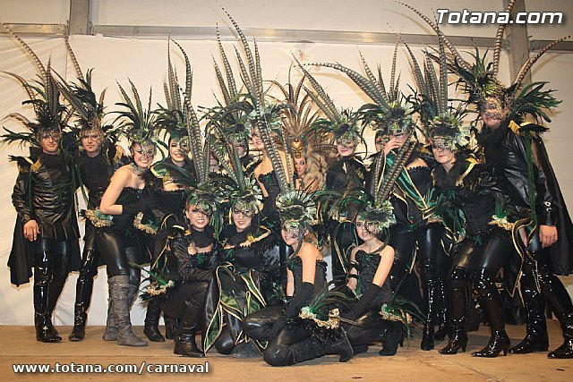 Fourteen clubs were made with Carnival Awards 2012 during the course of the festival