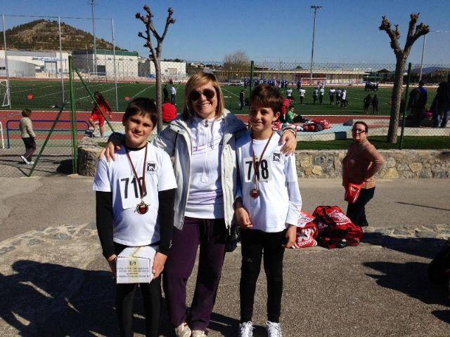 El club atletismo Mazarrón sigue cosechando éxitos, Foto 1