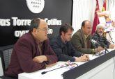 Las Torres de Cotillas acoge la 'I Semana Solidaria' de la Asociación Española de Transplantados