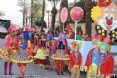 Cientos de personas participan en el carnaval infantil 2012 de Totana