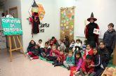 La Red de Bibliotecas organiza talleres de Animación a la lectura con 'Cuentos de Carnaval'