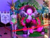 El carnaval de Santiago de la Ribera organiza una muestra en el Centro Comercial Dos Mares de San Javier