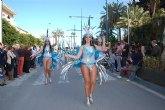 El Carnaval de Santiago de la Ribera rebasa su participación para el gran desfile del domingo