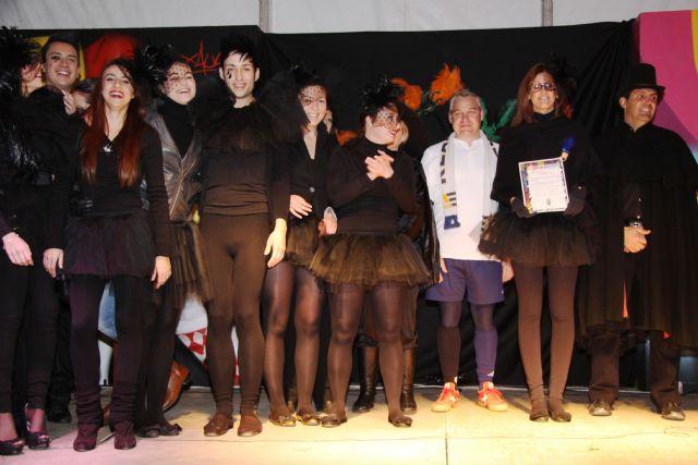 La Cañadica se lleva el primer premio del desfile de carnaval, Foto 1