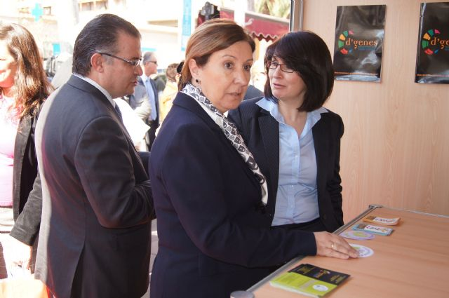 """Totana participates in the """"XI International Conference on Charities and Voluntary UCAM 2012"""""""