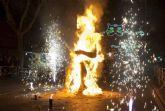 La Quema de Don Carnal cierra el espectáculo del Carnaval 2012