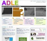 La web de la ADLE gana usuarios
