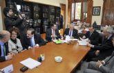 La Universidad de Murcia y la Politécnica de Cartagena firman acuerdos para financiar actividades del Campus Mare Nostrum