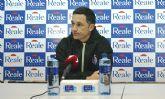 David Marín: 'Es una prueba dura pero podemos sacar los tres puntos'