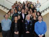 El Centro Social Universitario celebra los actos conmemorativos de su décimo aniversario