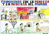 Mari Loli García gana el premio de dibujo y pintura Solidaridad y Pobreza