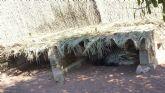 Los tres puercoespines del parque Terra Natura Murcia estrenan su instalación remodelada