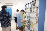 Las bibliotecas municipales prestan 11.150 documentos cada mes