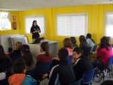 Los alumnos del IES de La Florida visitan el Ecoparque Municipal torreño