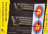 Tres cartageneros compiten este fin de semana en el Campeonato Nacional de Tiro con Arco