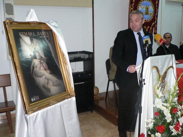 La Piedad de la Cofradia de San Juan ilustra la Semana Santa de Mazarrón, Foto 2