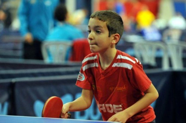 Spain Championships youngest male teams
